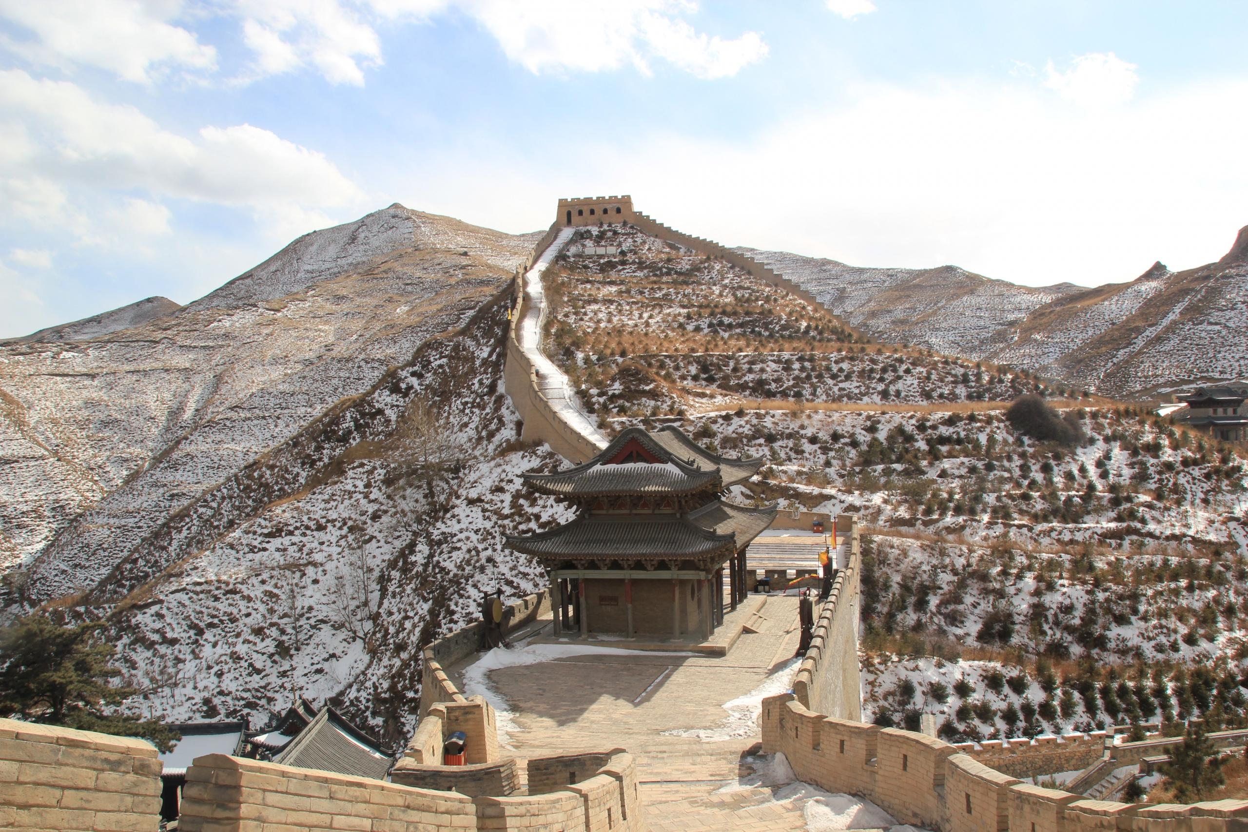 Yanmenguan Great Wall